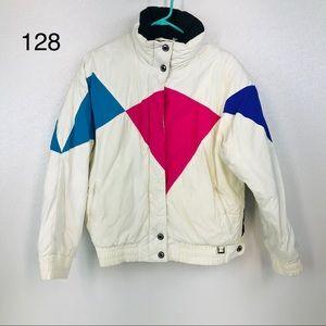 Profile 90's Style Jacket Women's Size Large